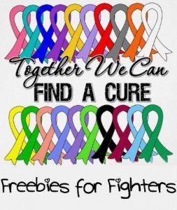 Freebies for Fighters for cancer patients to request