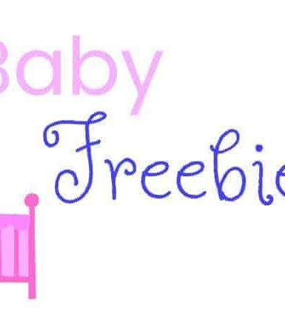 Baby Freebies to help you save where you can so you splurge where you want!