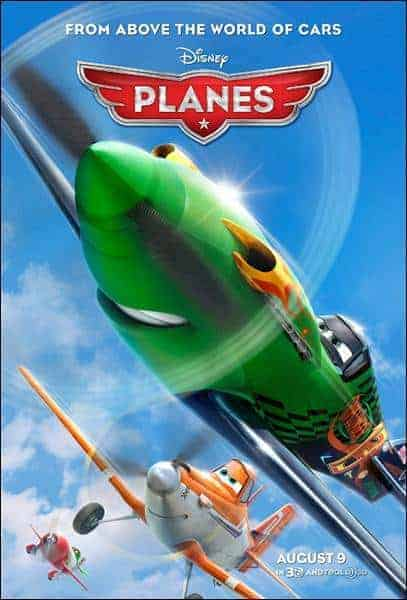 Planes Poster from Disney
