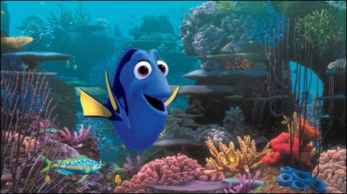 Finding Dory Coming in November 2016