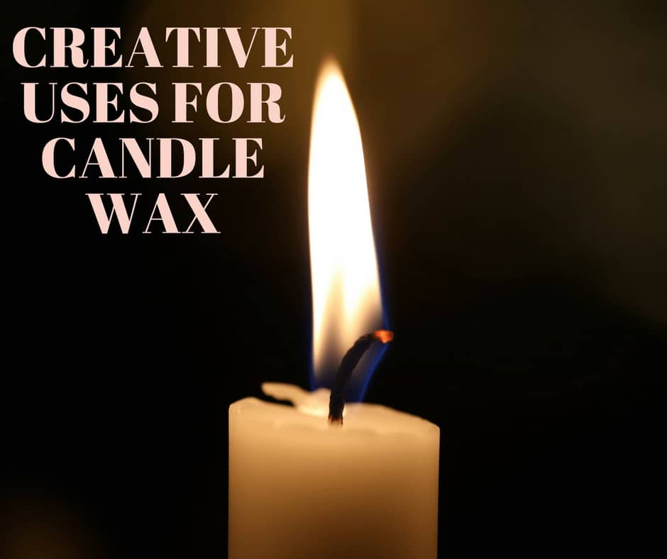 Creative Uses for Candle Wax