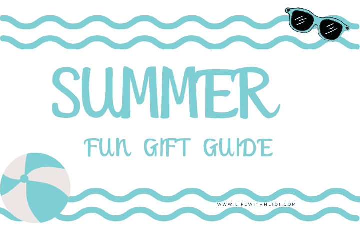 Summer Fun Gift Guide See What Our Top Picks Are
