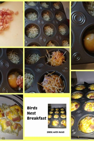 Birds Nest Breakfast Recipe