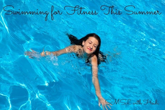 Swimming for Fitness This Summer