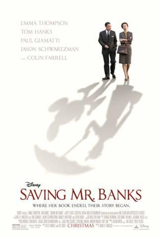 Saving Mr. Bank Poster