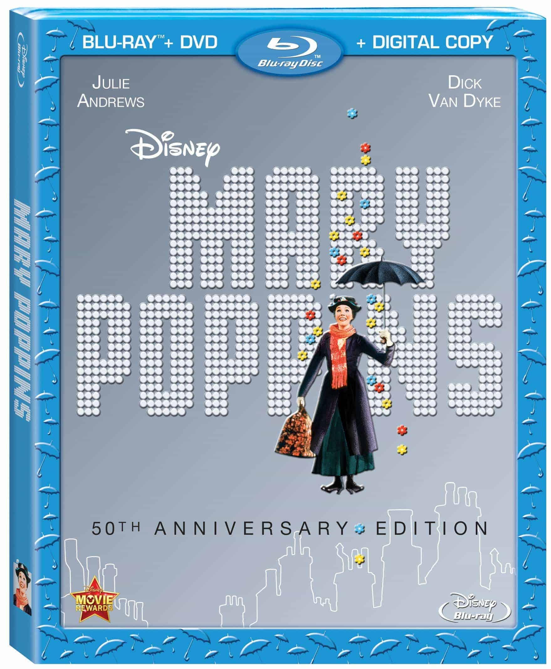 Mary Poppins is turning 50!!