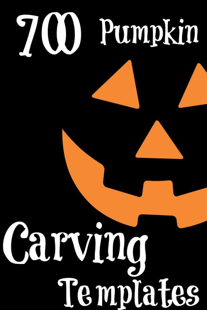 Over 700 #pumpkin carving templates just in time for #Halloween {permalink}