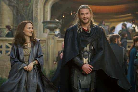 Thor the Dark World Trailer Preview