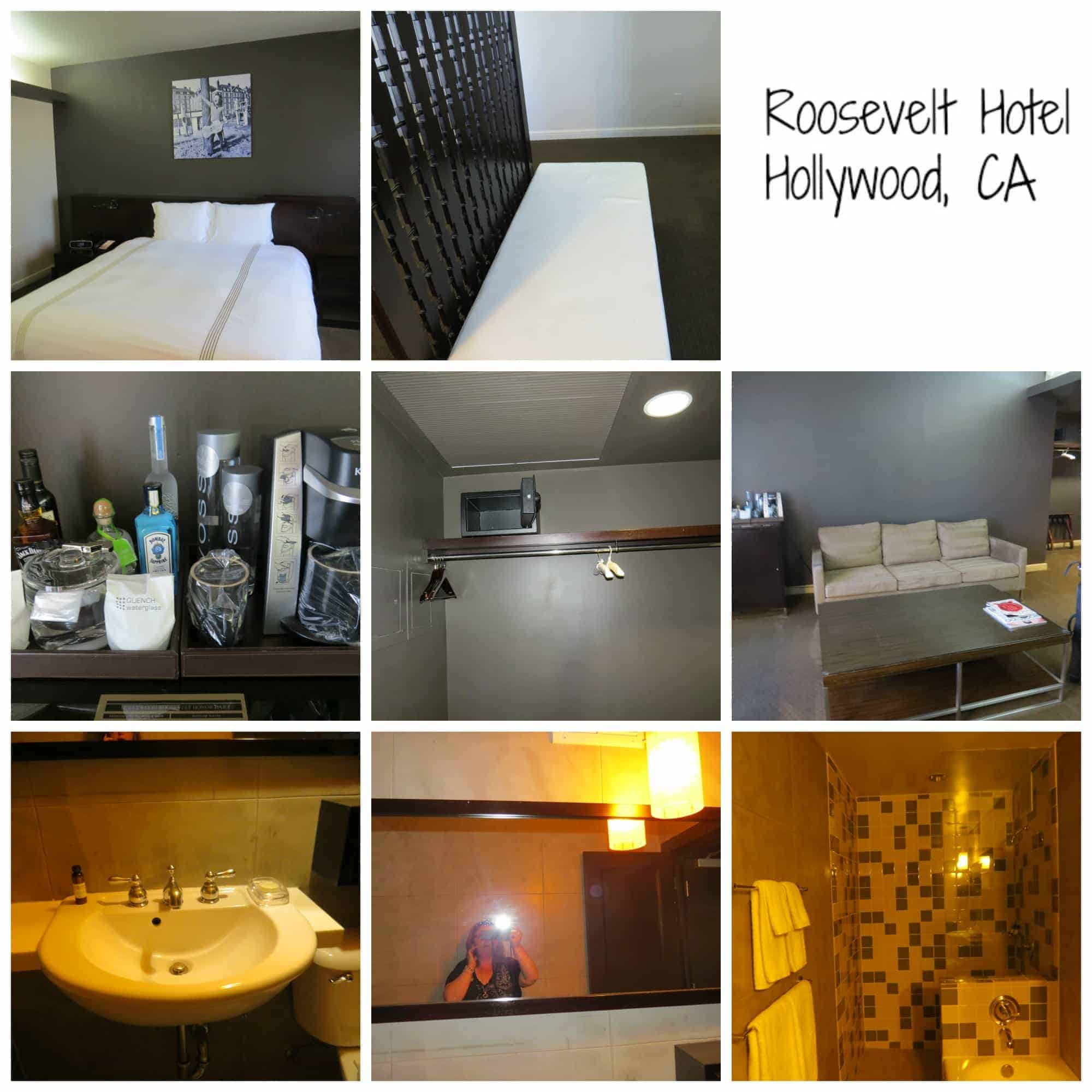 The Roosevelt Hotel Hollywood, CA