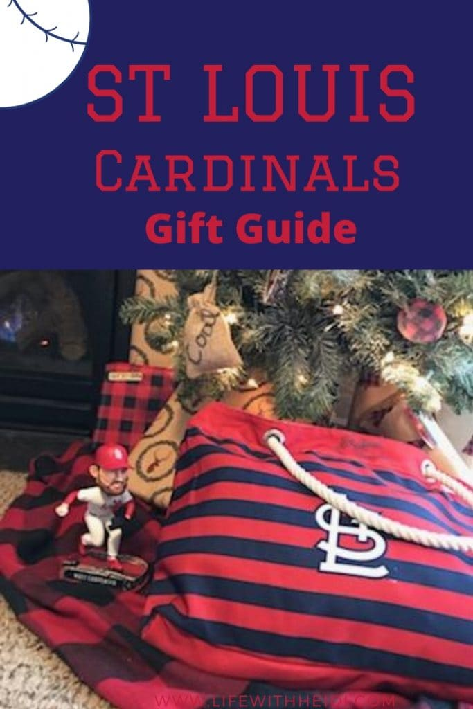 Saint Louis Cardinals Gift Guide