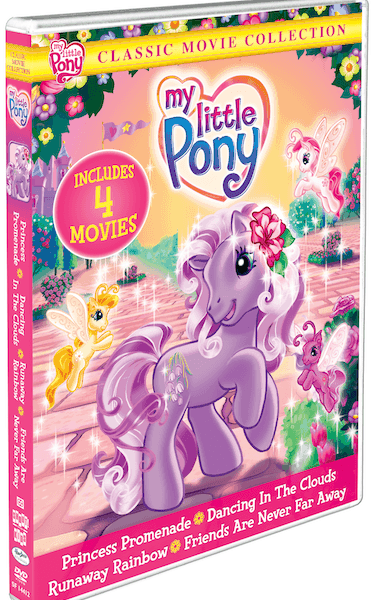 My Little Pony Classic Movie Collection