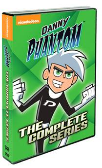 Danny Phantom The Complete Series