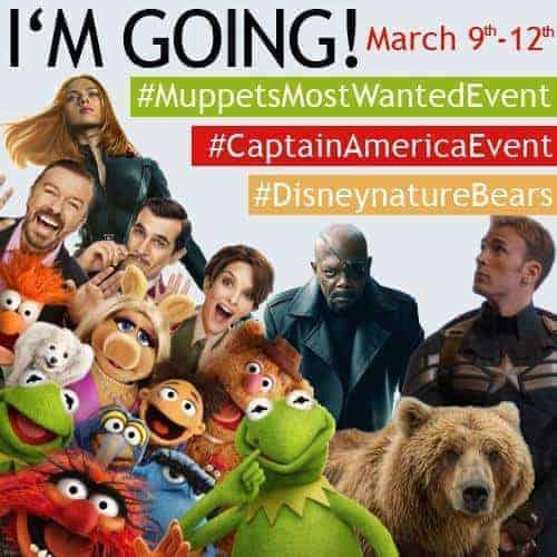 Muppets Bears and More on my next LA Trip