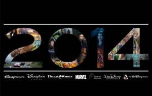 Walt Disney 2014 Line Up