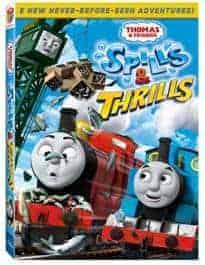 Thomas & Friends Spills and Thrills