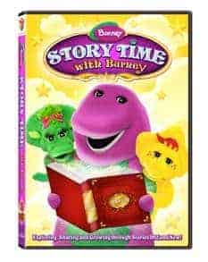 Storytime with Barney