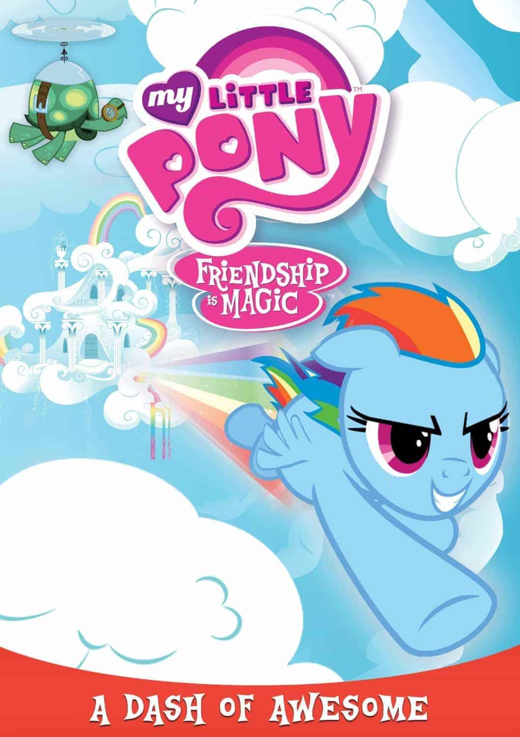 My Little Pony A Dash of Awesome