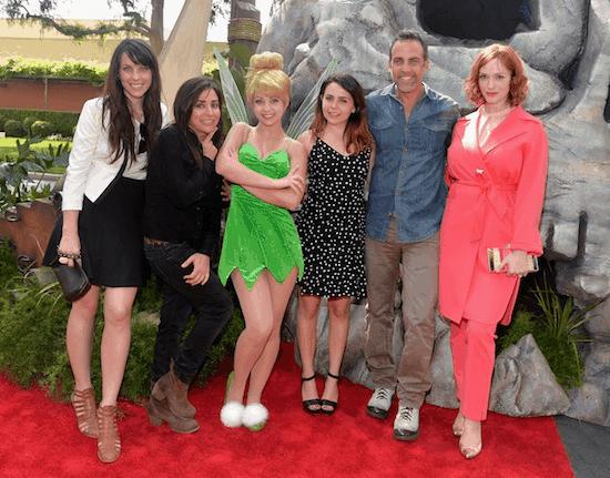 Cast Celebrate Disney's The Pirate Fairy World Premiere!