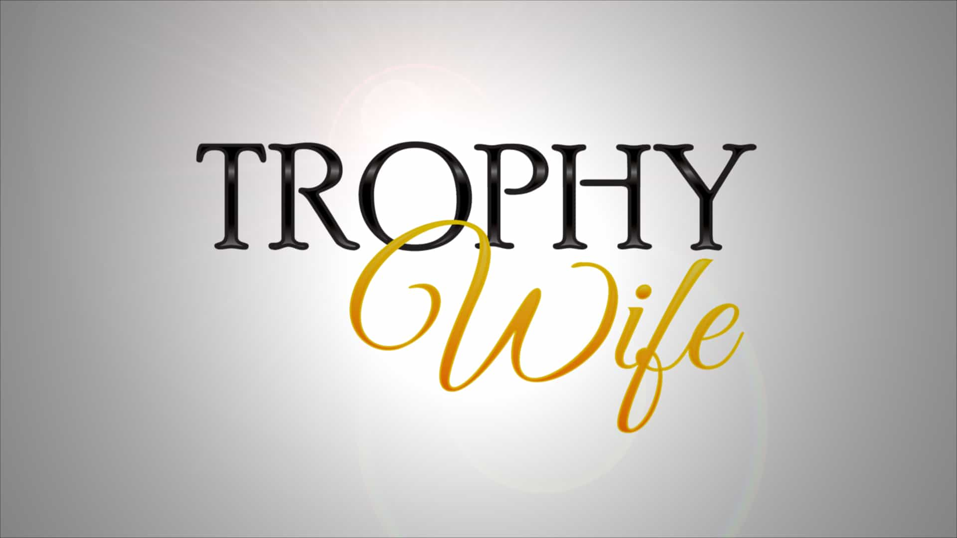 Trophy Wife on ABC