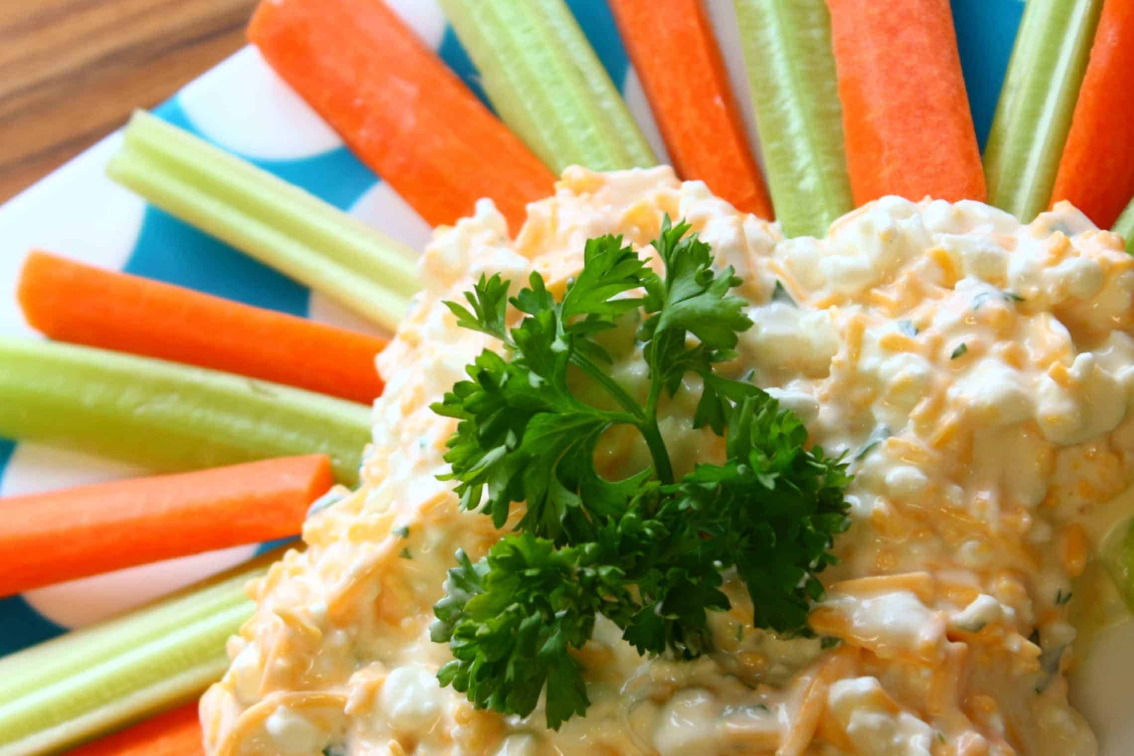 Cottage Cheese Dip Recipe