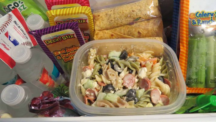 Refreshing Pasta Salad