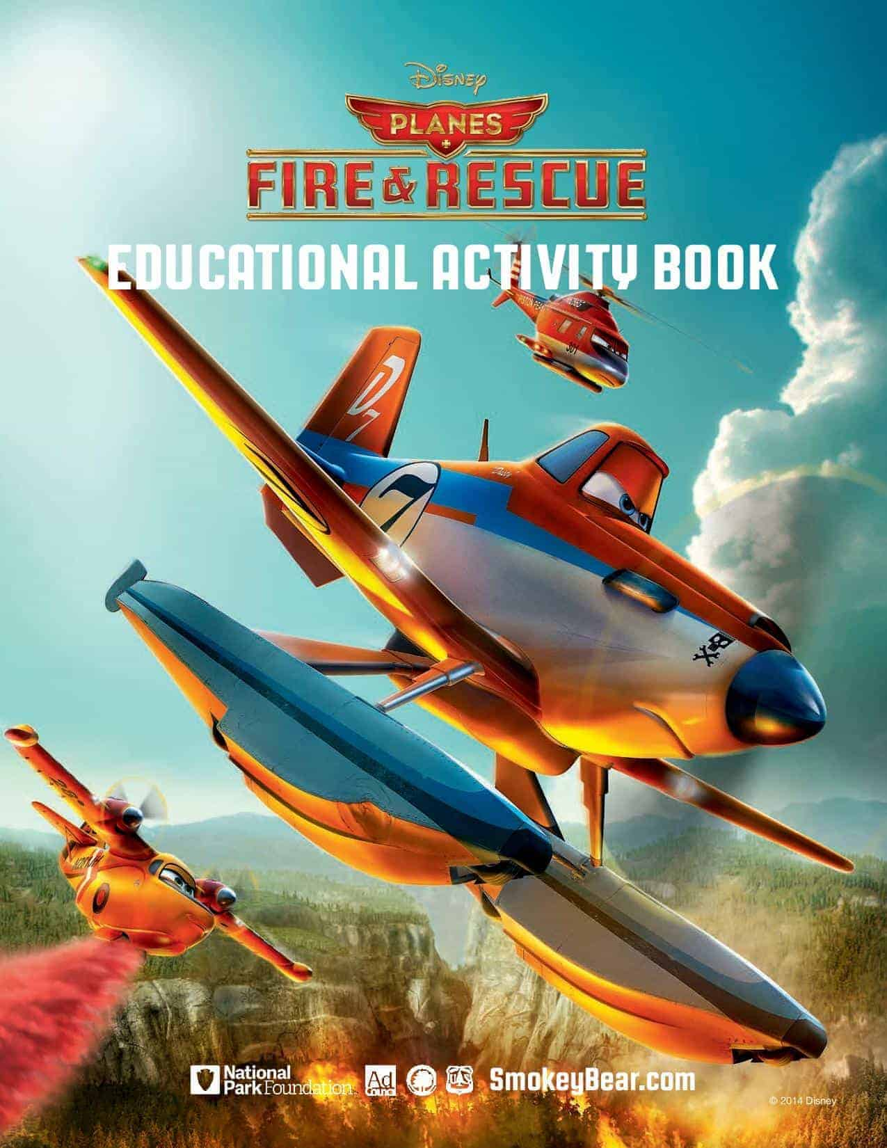 Educational Activity Guide Planes Fire and Rescue