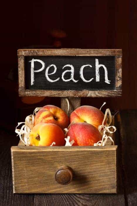 Eat a Peach Day