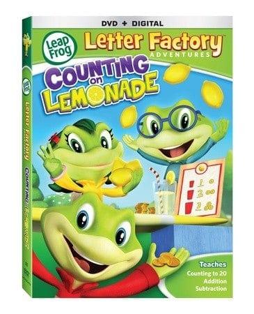LeapFrog Counting on Lemonade