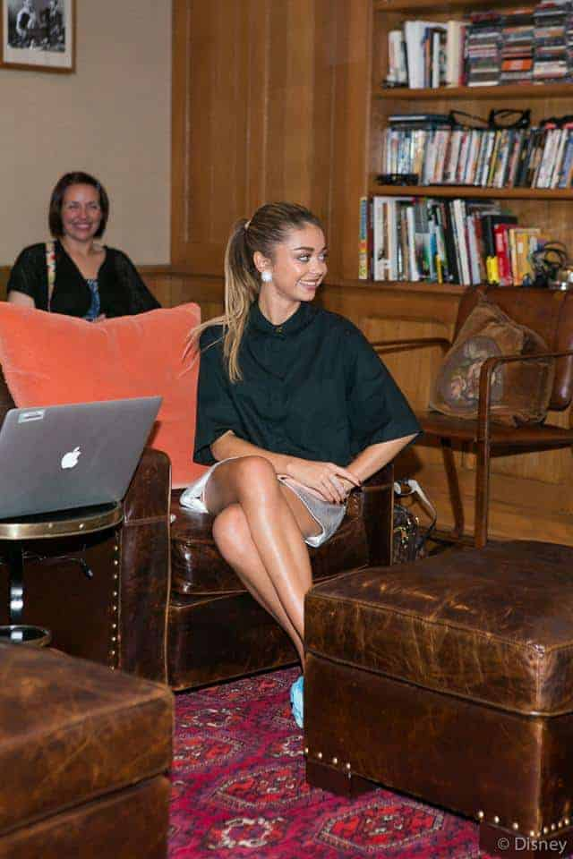 Sleeping Beauty Bonus Content Features Sarah Hyland