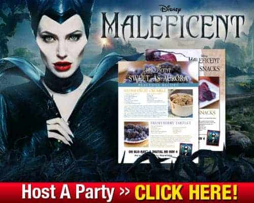 Maleficent-Party-Hosting