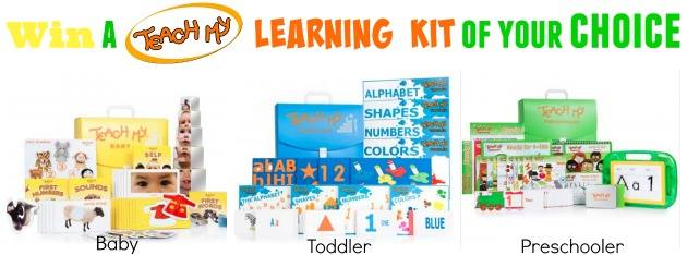 Teach My Learning Kit
