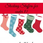 Stocking Stuffers Under $1