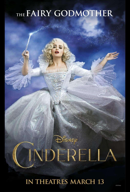 Frozen Fever In Front of Cinderella