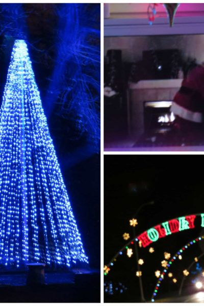 Christmas Light Displays in St. Joseph, MO