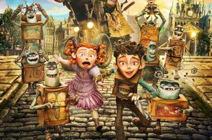 Boxtrolls Movie Review