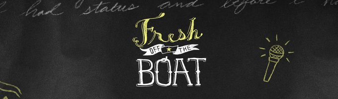 Fresh Off the Boat A New Comedy on ABC