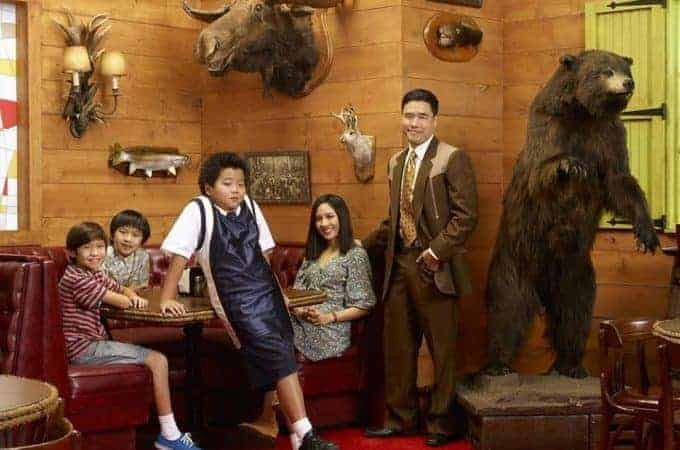 Fresh Off The Boat Premieres February 10th