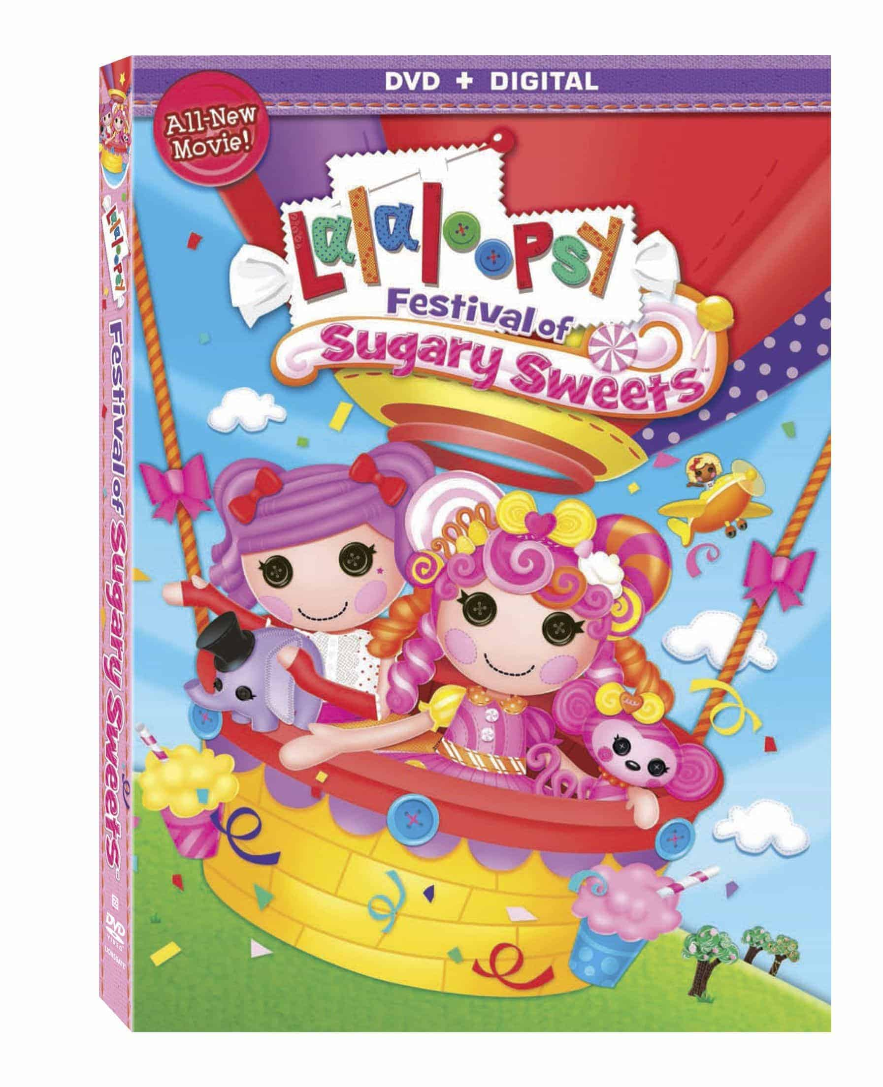 LaLaLoopsy Festival of Sugary Sweets