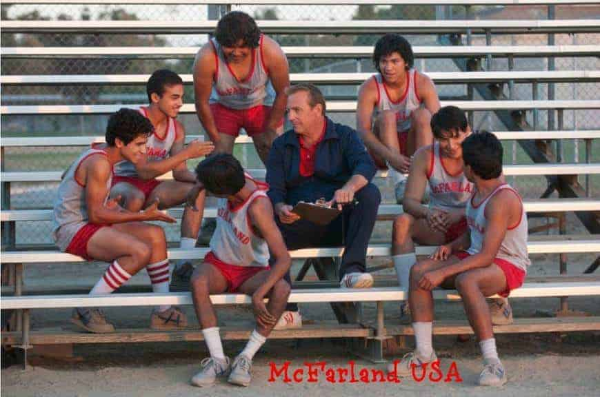 Interviewing The 7 McFarland USA Actors