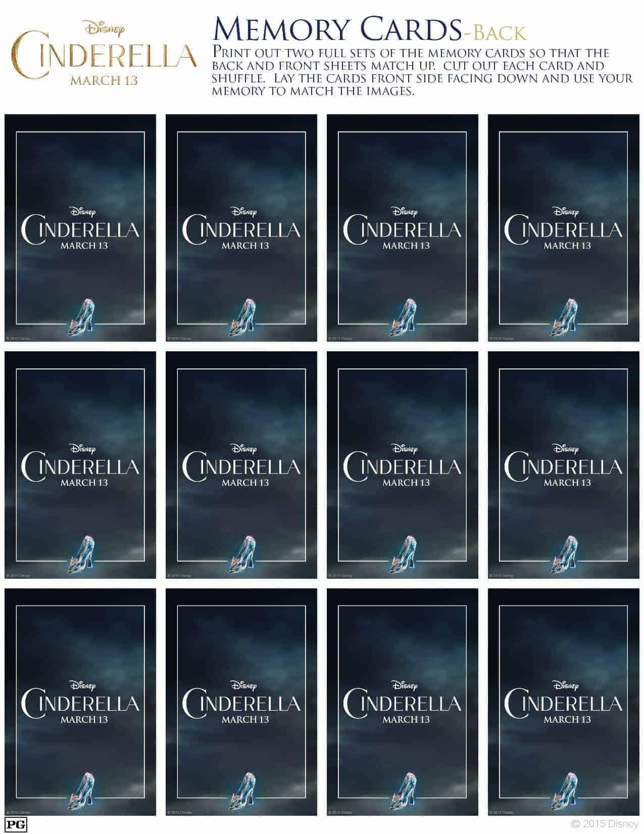 Cinderella-Crafts