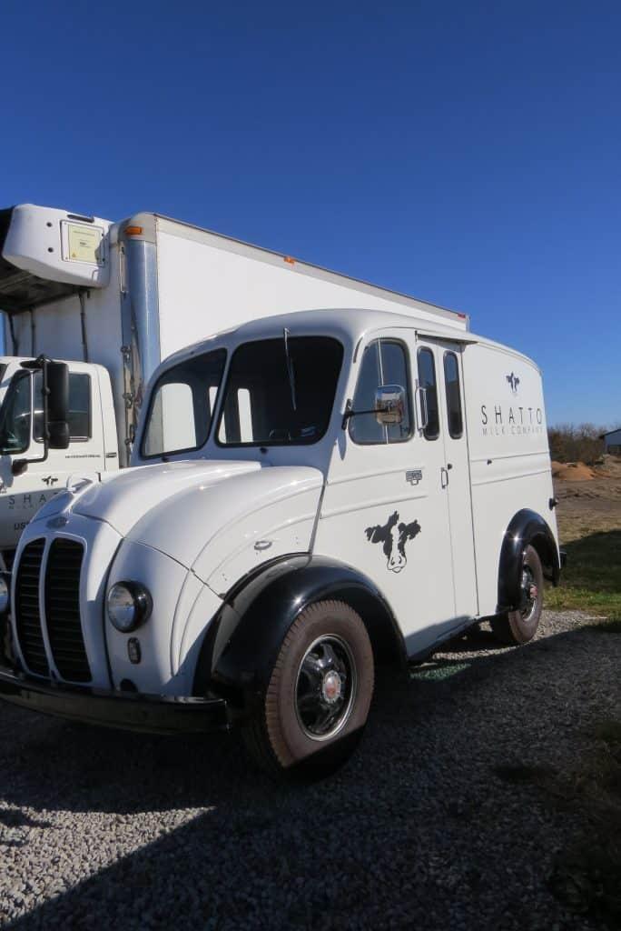 Shatto Dairy Truck