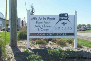 Shatto Milk Company Tour