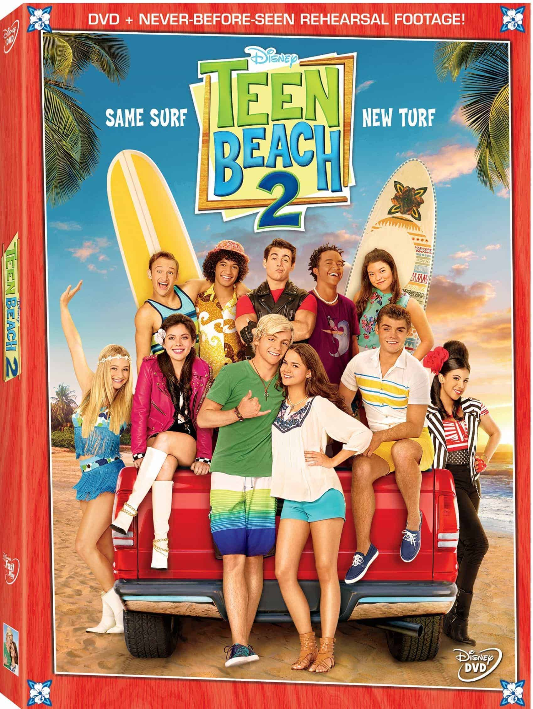 Teen Beach 2 Coming to DVD June 26