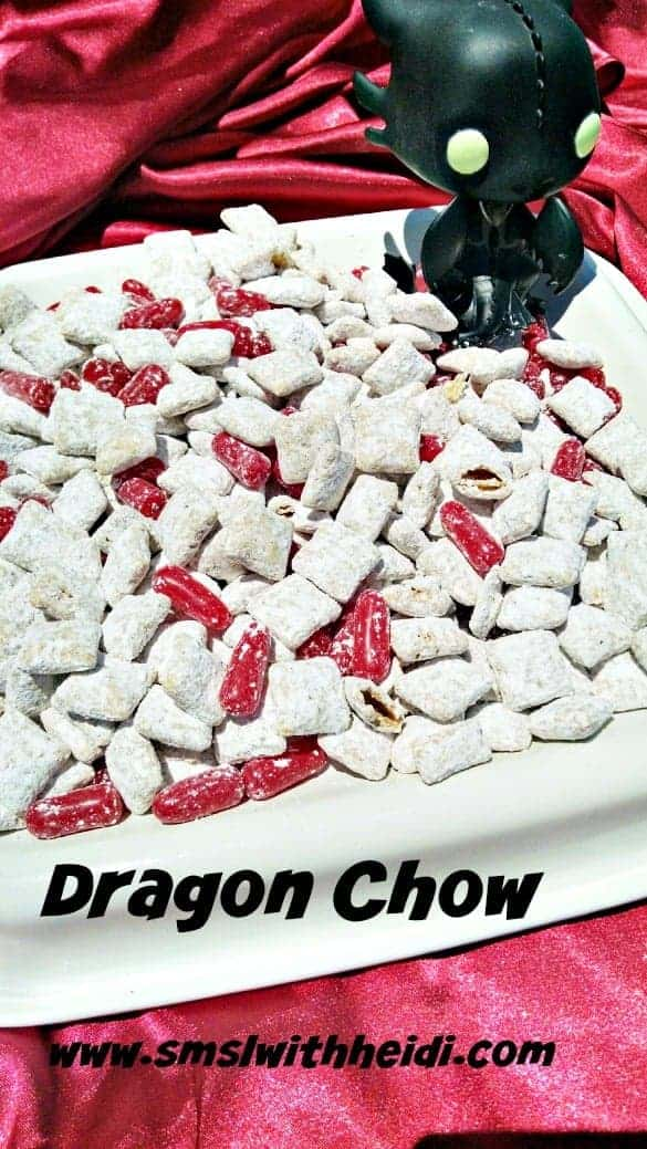 Dragon Chow Recipe