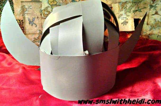 Viking Hat for a Dreamworks Dragon Party