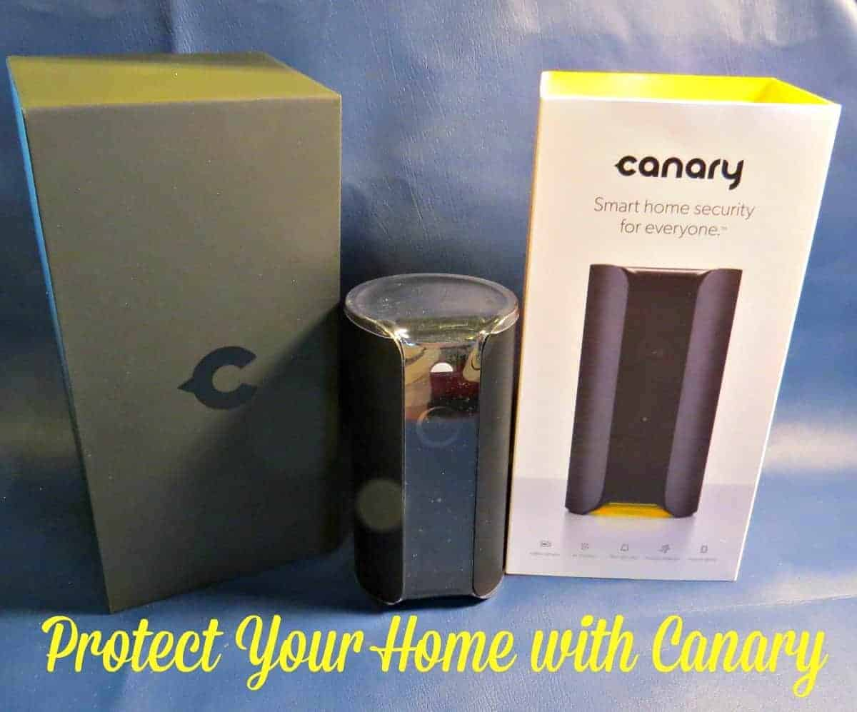 Protect Your Home with Canary