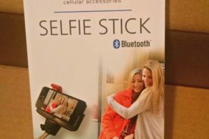 iPlanet Bluetooth Selfie Stick