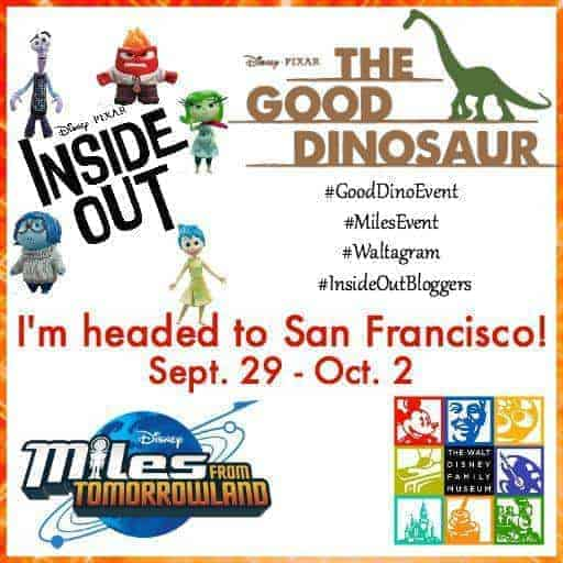 I'm Heading to San Francisco for the Good Dino Event