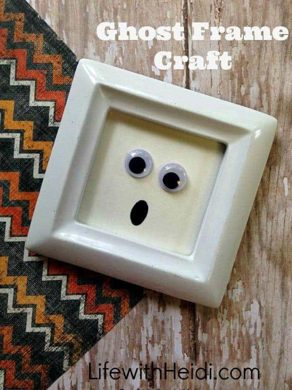 Ghost frame craft