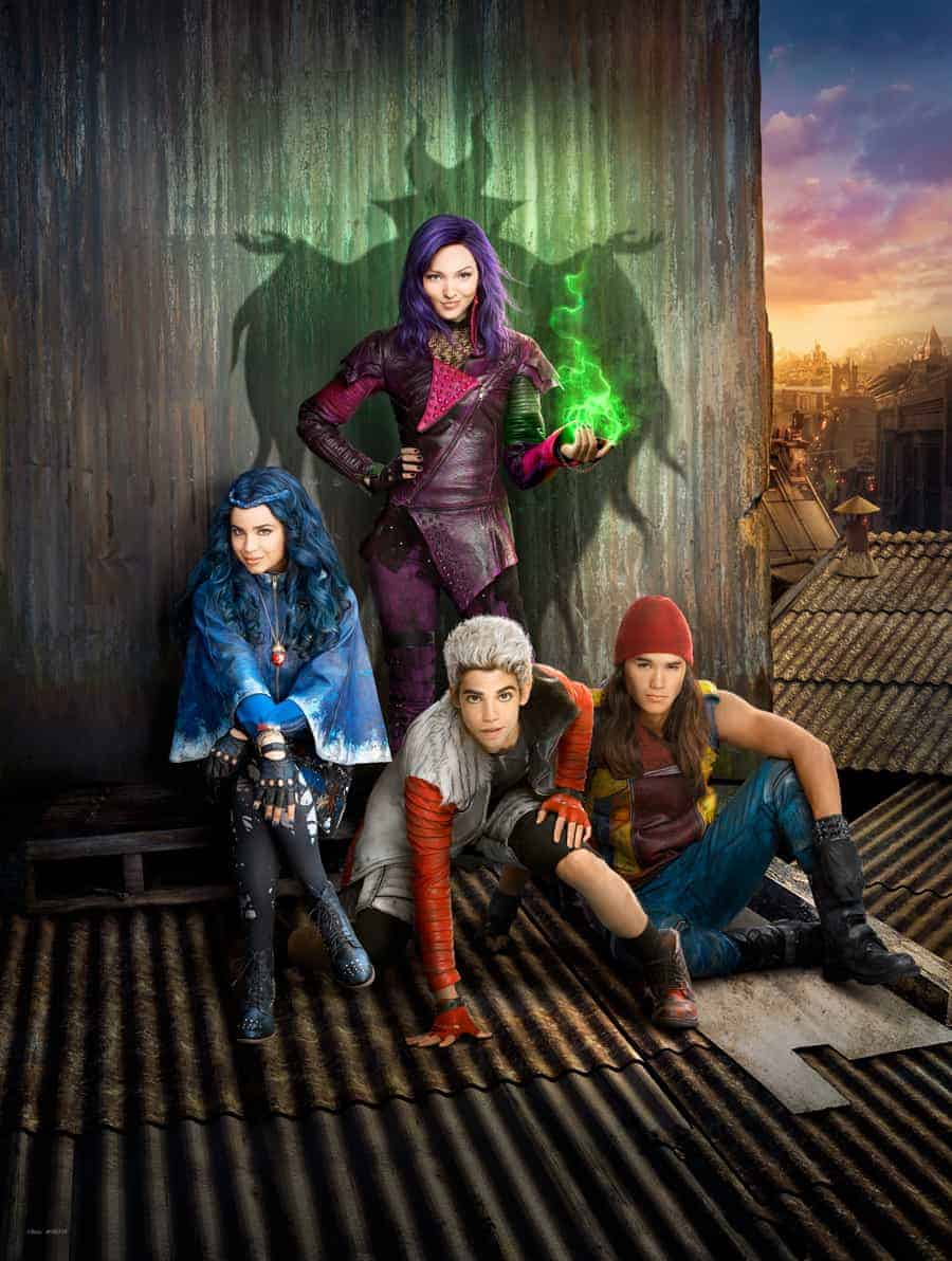 Descendants Birthday Party